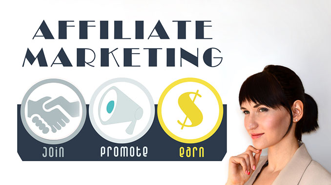 Become an Affiliate marketer
